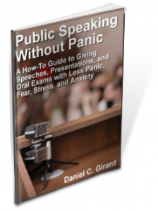 Public Speaking Without Panic: The Book